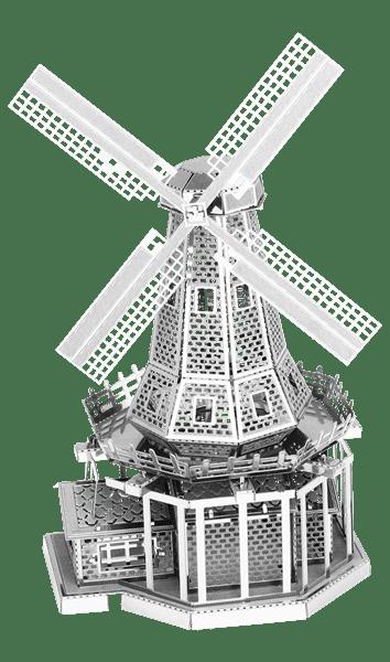 metalen bouwpakket windmolen
