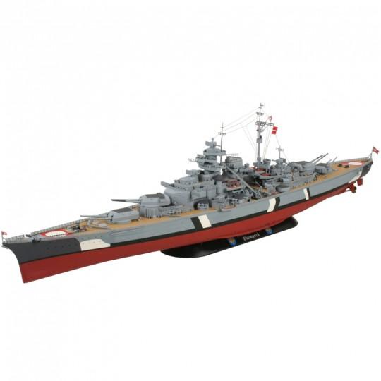 Bismarck schip modelbouwpakket