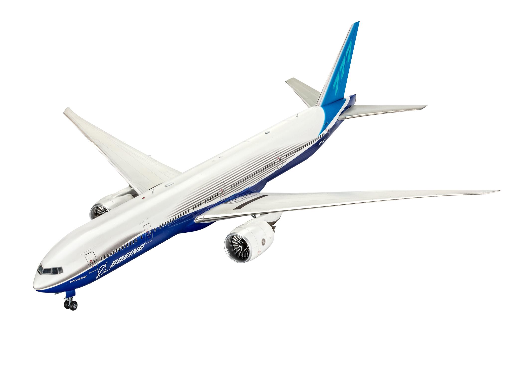 Boeing 777-300ER bouwpakket