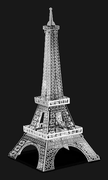 Metal earth Eiffel Tower - Bouwpakket