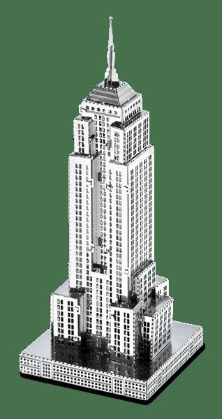 Metal earth Empire State Building - Bouwpakket