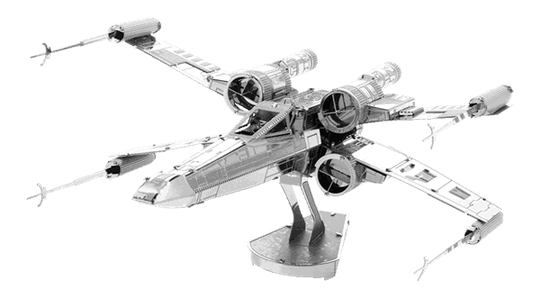 Is a starfighter from the original Star Wars trilogy and the expanded universe. They are depicted as the primary interceptor and dogfighter of the Rebel Alliance and the New Republic.