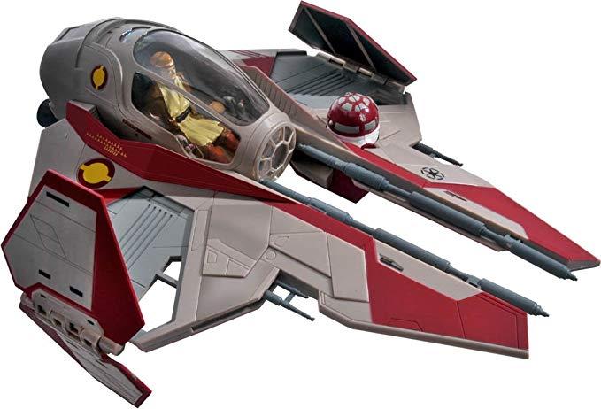 Obi Wan's Jedi Star fighter