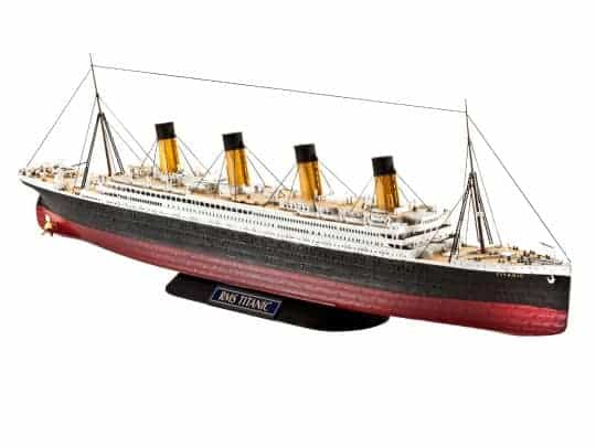 Revell Boot 100 Jaar Titanic - Bouwpakket