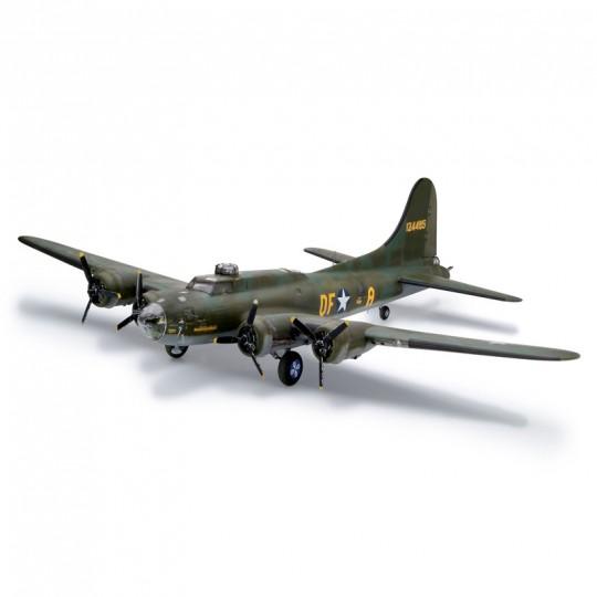 Revell Vliegtuig B-17F Memphis Belle - 04297 - Modelbouw