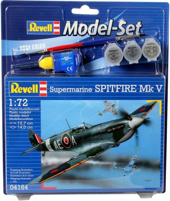 Supermarine Spitfire - 1:72