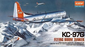 Academy KC-97G Flying boom tanker