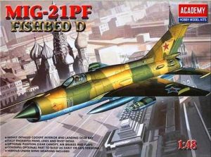 Academy MIG-21PF Fishbed D