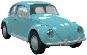 Airfix Quick Build Vw Beetle Modelbouwpakket