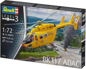 BK-117 ADAC (Level 3) (Scale 1:72)
