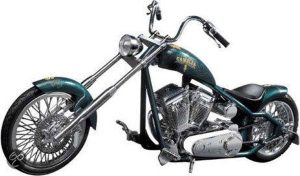 Bouwdoos Custom Chopper Gambler