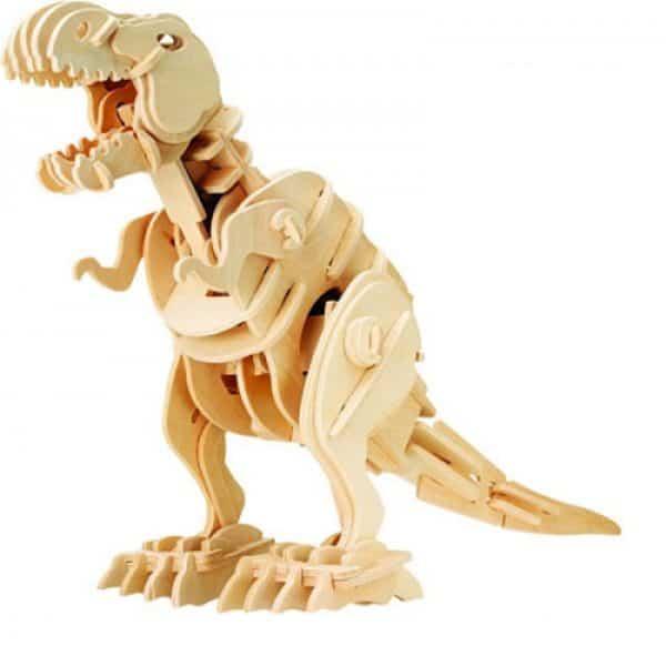Bouwpakket T- Rex met afstandbesturing