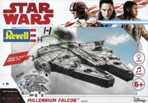 Build & Play Millennium Falcon