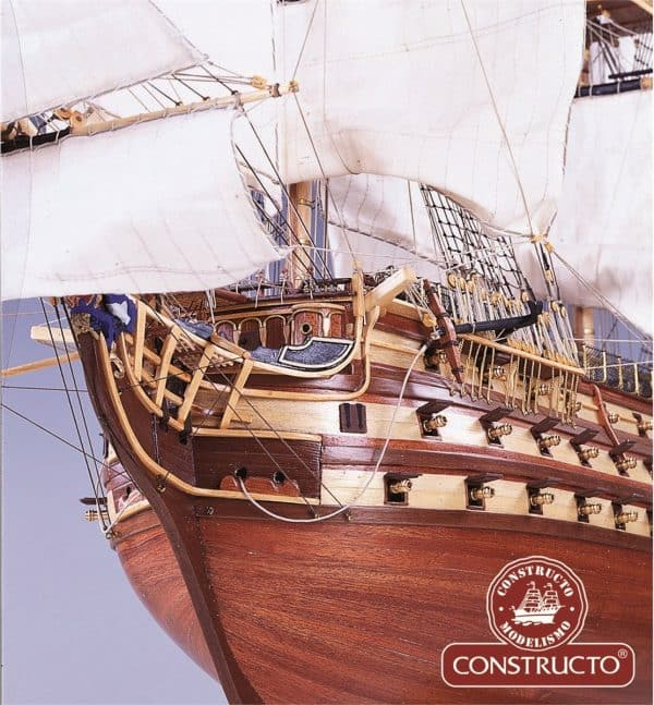 Constructo H.M.S. Victory