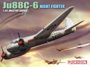 Dragon Ju88C-6 Night fighter