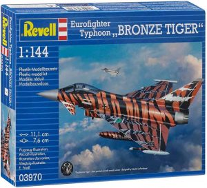 Eurofighter Bronze Tiger (03970)
