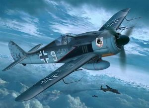 Focke Wulf Fw190 A-8/A-8 Nightfighter