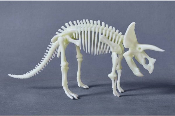 HABA Terra Kids - Glow in the dark Triceratops