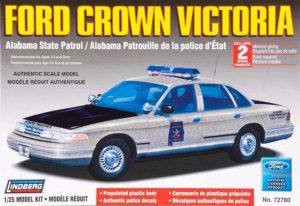 Lindberg Ford Crown Victoria Alabama State Patrol