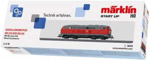 Märklin Start up - Diesellocomotief BR 216 DB