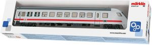 Märklin Start up - Intercity-sneltreinstuurstandwagen Bimdzf 271.0 2e klas DB