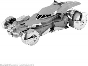 Metal Earth Batman Dawn of Justice Batmobile