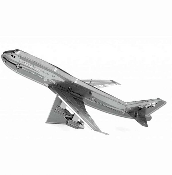 Metal Earth Boeing 747 - 3D puzzel