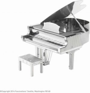 Metal Earth Grand Piano