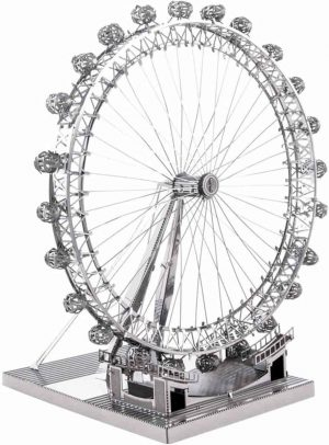 Metal Earth Modelbouw 3D London Eye - Metaal