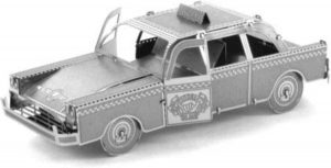 Metal Earth Modelbouw 3D New Yorkse Taxi - Metaal