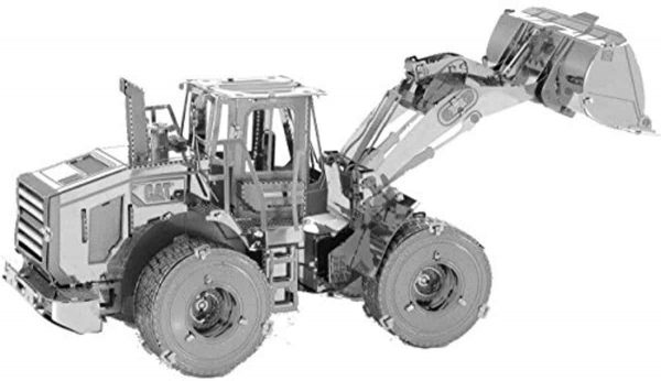 Metal Earth Modelbouw 3D Shovel CAT - Metaal