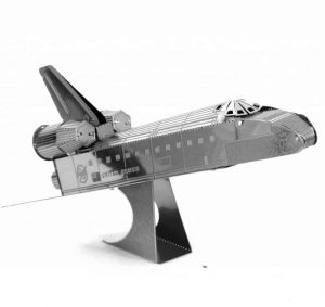 Metal Earth Modelbouw 3D Spaceshuttle - Metaal