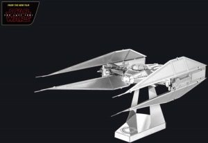 Metal Earth Star Wars - Kylo Ren's Tie Silencer