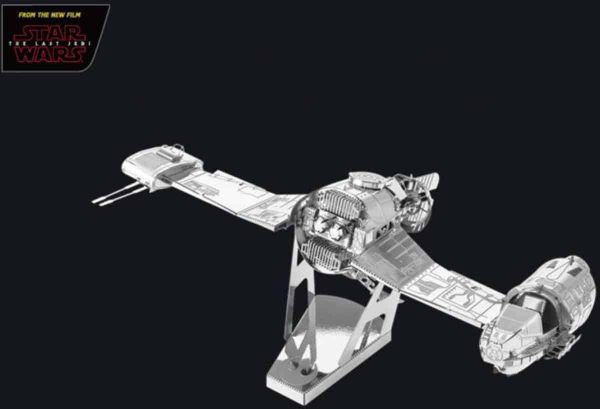 Metal Earth Star Wars - Resistance Ski Speeder