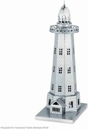 Metal Earth Vuurtoren - 3D-puzzel