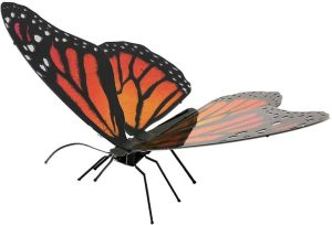 Metal Earth constructie speelgoed Monarch Butterfly