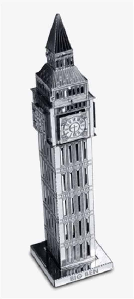 Metal earth Big Ben Tower - Bouwpakket