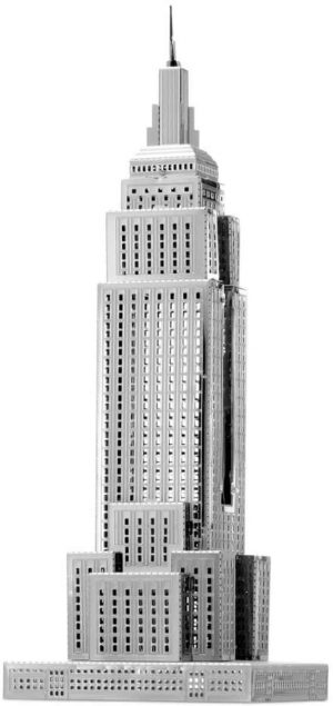 Metal earth Empire State Building - Bouwpakket