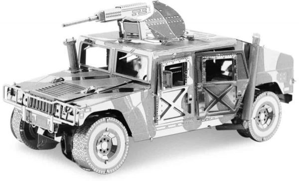 Metal earth Humvee - Bouwpakket