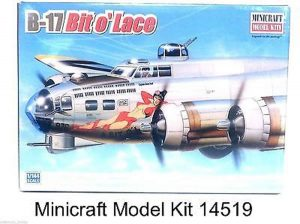 Minicraft B-17 Bit O'Lace