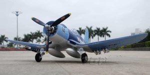 Model Aircraft Company RC Vliegtuig Corsair F-4U 8 Blue RTF 800 mm serie