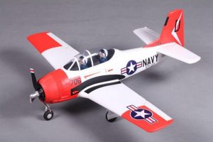 Model Aircraft Company RC Vliegtuig FMS T-28 Trojan Red PNP 800 mm serie