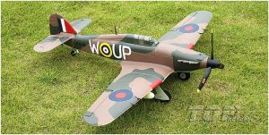 Model Aircraft Company RC Vliegtuig, Hurricane 800 mm Serie PNP