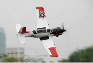 Model Aircraft Company RC Vliegtuig T-34 PNP 800 mm serie