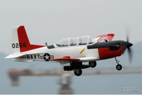 Model Aircraft Company RC Vliegtuig T-34 RTF 800 mm serie
