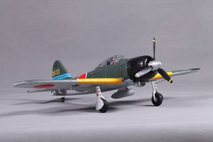 Model Aircraft Company RC Vliegtuig Zero A6M3 Green FMS 800 mm serie