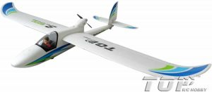 Model Aircraft Company RC ZweefVliegtuig op RC Hobby SkyCruise 2400 PNP Electric Zwever