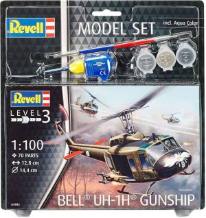 Model Set Bell® UH-1H® Gunship