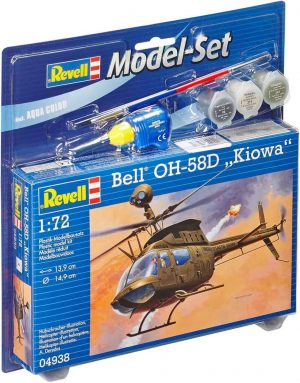 "Model Set Bell OH-58D ""Kiowa"""