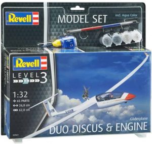 Model Set Gliderplane DUO DISCUS